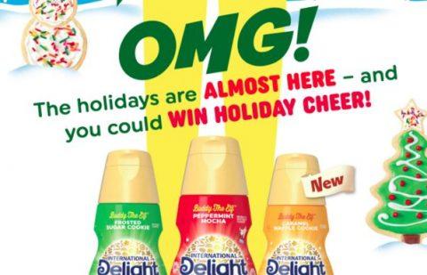 International Delight & Danone Holiday Sweepstakes
