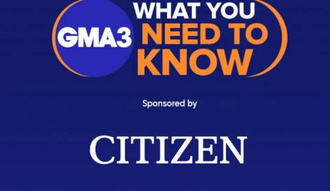 ABC GMA3 and Citizen Watch Giveaway