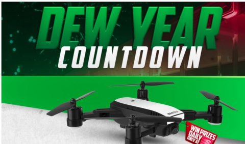 Speedway & Mtn Dew Year Countdown Sweepstakes