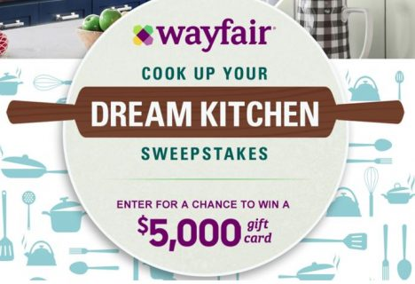 Food Network Dream Kitchen Sweepstakes