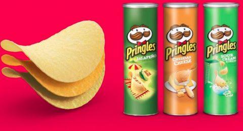 Pringles Glow Up Sweepstakes