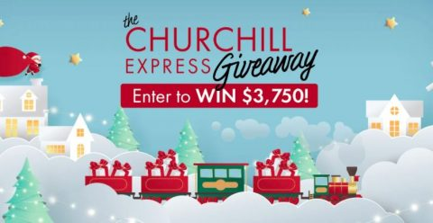 Churchill Mortgage Express Giveaway Sweepstakes