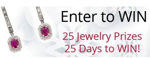Gem Shopping Network 25 Days of Giving Sweepstakes