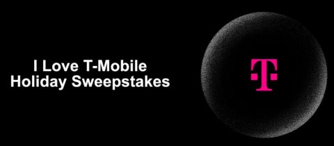 I Love T-Mobile Holiday Sweepstakes