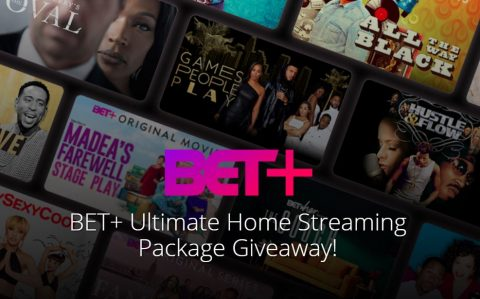 BET+ Ultimate Home Streaming Package Giveaway