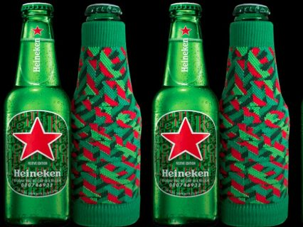 Heineken Holiday Koozie Instant Win Sweepstakes