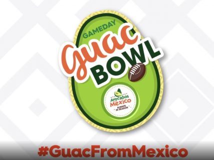 Avocados From Mexico Gameday Guac Bowl Sweepstakes