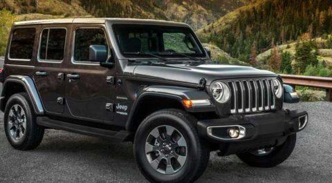 E-Z Trunk Win A Jeep Wrangler 2021 Sweepstakes