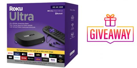 Roku 50M Sweepstakes