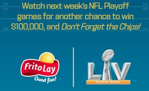 Frito-Lay Countdown to CrunchTime Sweepstakes