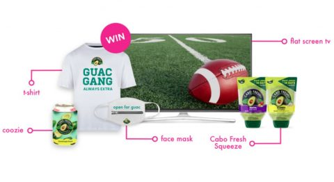 Cabo Fresh Extra Sweepstakes