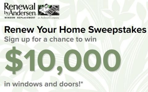 Renew Your Home Sweepstakes