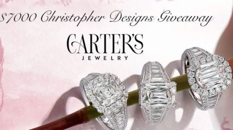 Carters Jewelry $7,000 Christopher Designs Giveaway