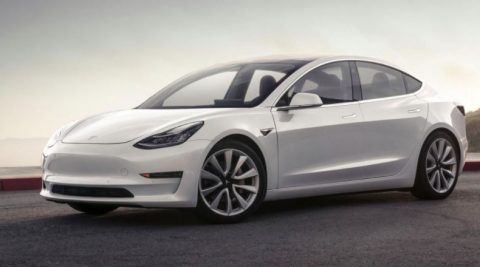 Pure Craft Tesla Model 3 Car Sweepstakes
