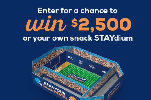 Kraft Amp Up Your STAYdium Sweepstakes
