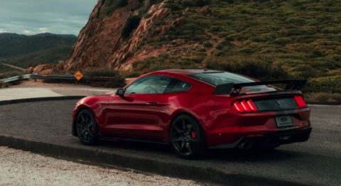 Ford 2021 Mustang 5.0 Fever Sweepstakes