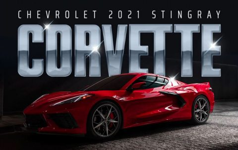 One Country Chevrolet Corvette Stingray Sweepstakes