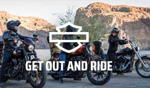 Harley-Davidson Get Out and Ride Instant Win and Sweepstakes