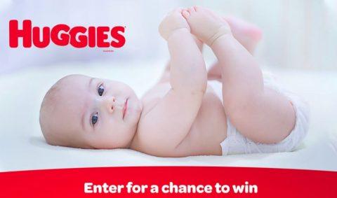 Huggies Welcome Baby Sweepstakes