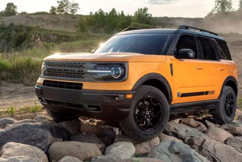 The Bronco Sport Sweepstakes