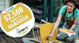 Bob Vila Money Pit Makeover Sweepstakes