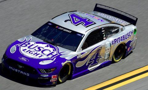 Busch NASCAR Mustang Giveaway