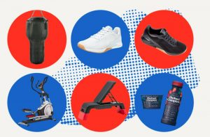 Chobani & Reebok Home Gym Makeover Sweepstakes