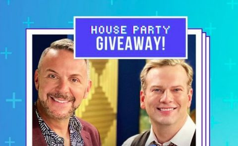HGTV'S House Party T-Shirt Giveaway