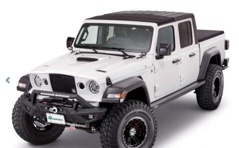 Quadratec & Bestop 2020 Jeep Gladiator Giveaway