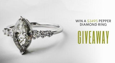 Von Treskow Diamond Ring Giveaway