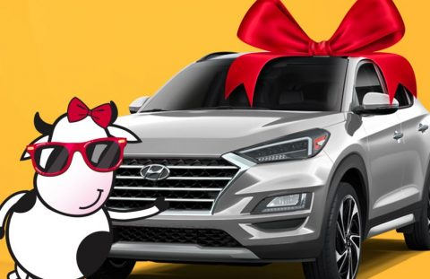 La Chona Mother's Day Car Sweepstakes