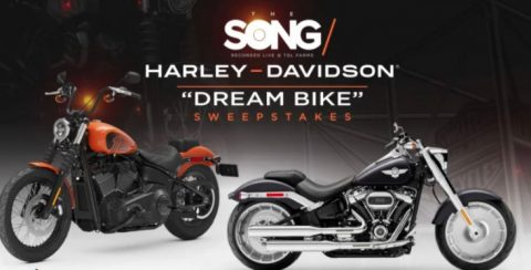 SONG'S Harley-Davidson Dream Bike Sweepstakes
