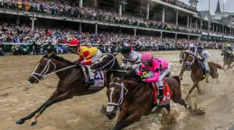 Kentucky Derby Trip Sweepstakes