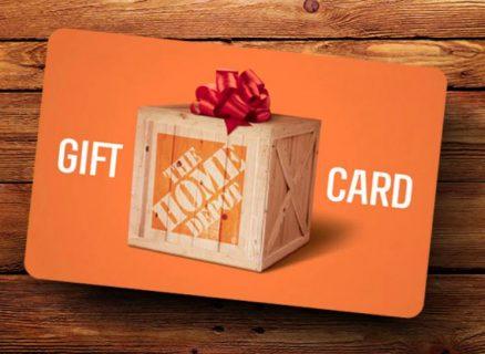 Debbie Macomber Home Depot Gift Card Giveaway