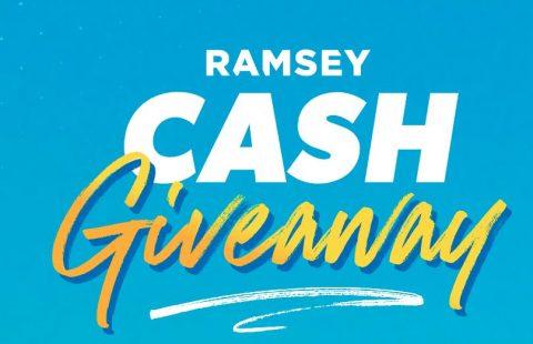 Ramsey Cash Giveaway Sweepstakes 2021