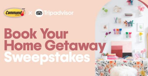 Trip Advisor Book Your Home Getaway Sweepstakes