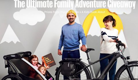 Charge E-bikes Ultimate Family Adventure Giveaway