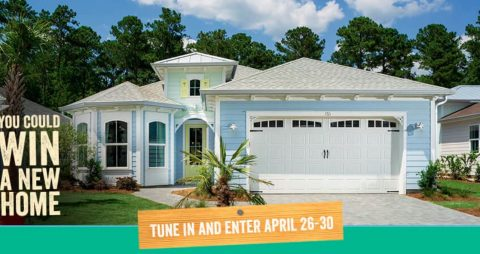Wheel of Fortune Home Sweet Home Giveaway