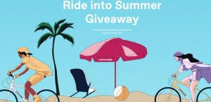 Cannondale Ride into Summer Sweepstakes