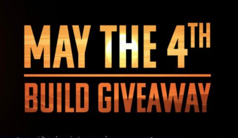 Newegg May the 4th Custom PC Build Giveaway
