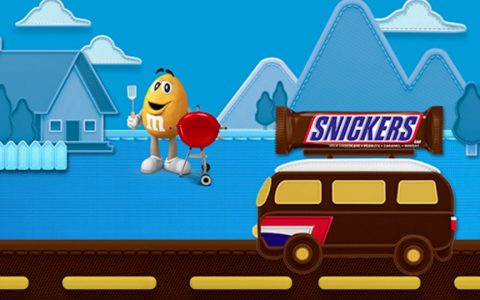 M&M's & Snickers Never Stop Summering Sweepstakes