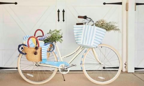 Draper James Linus Bike Giveaway