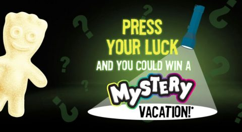Sour Patch Kids Mystery Sweepstakes and Instant Win Game