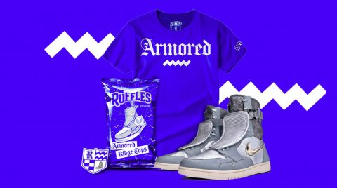 Ruffles Armored Ridge Tops Giveaway