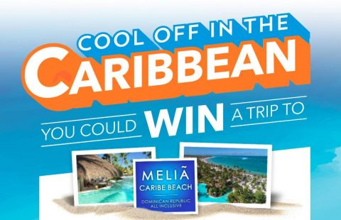 Langer's Juice Cool Off in the Caribbean Sweepstakes
