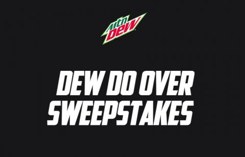 MTN DEW Dew Do Over Sweepstakes