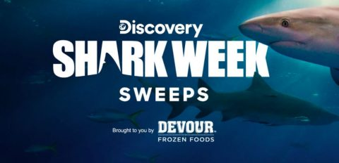 Discovery Channel Shark Week 2021 Sweepstakes