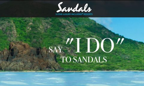 """Sandals and Beaches """"Say I Do"""" Sweepstakes"""