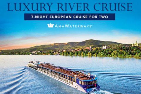 AmaWaterways Luxury River Cruise Sweepstakes