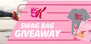 Kellogg's Special 5K Swag Bag Sweepstakes